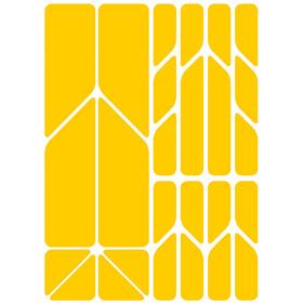 Riesel Design re:flex plus Adesivi riflettenti, giallo